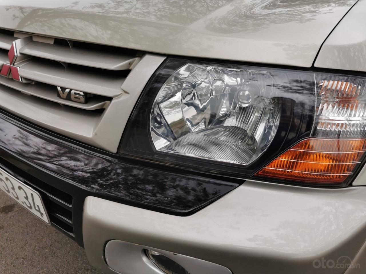 Cần Bán Xe Mitsubishi Pajero sản xuất năm 2002 (13)