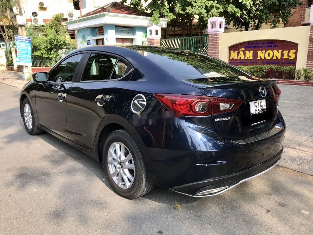 Bán Mazda 3 sản xuất 2019, màu xanh lam chính chủ, giá tốt (4)