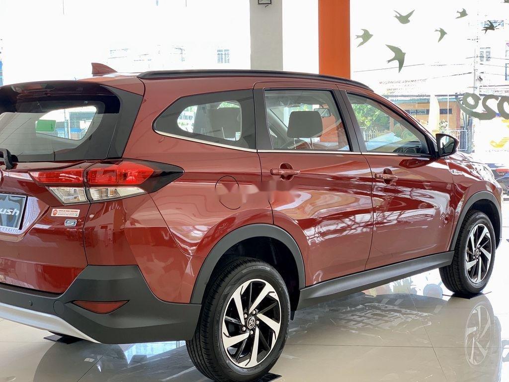 Bán Toyota Rush đời 2021, màu đỏ, nhập khẩu nguyên chiếc (7)