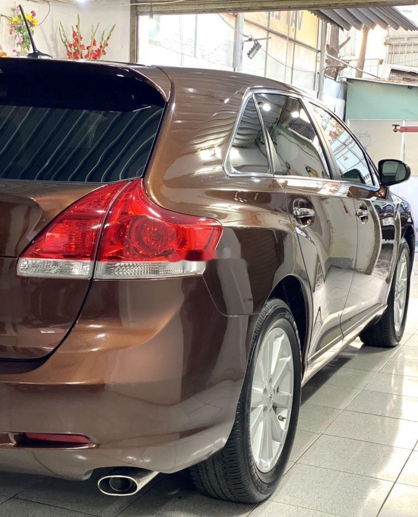 Cần bán gấp Toyota Venza năm sản xuất 2010, xe nhập còn mới giá cạnh tranh (5)