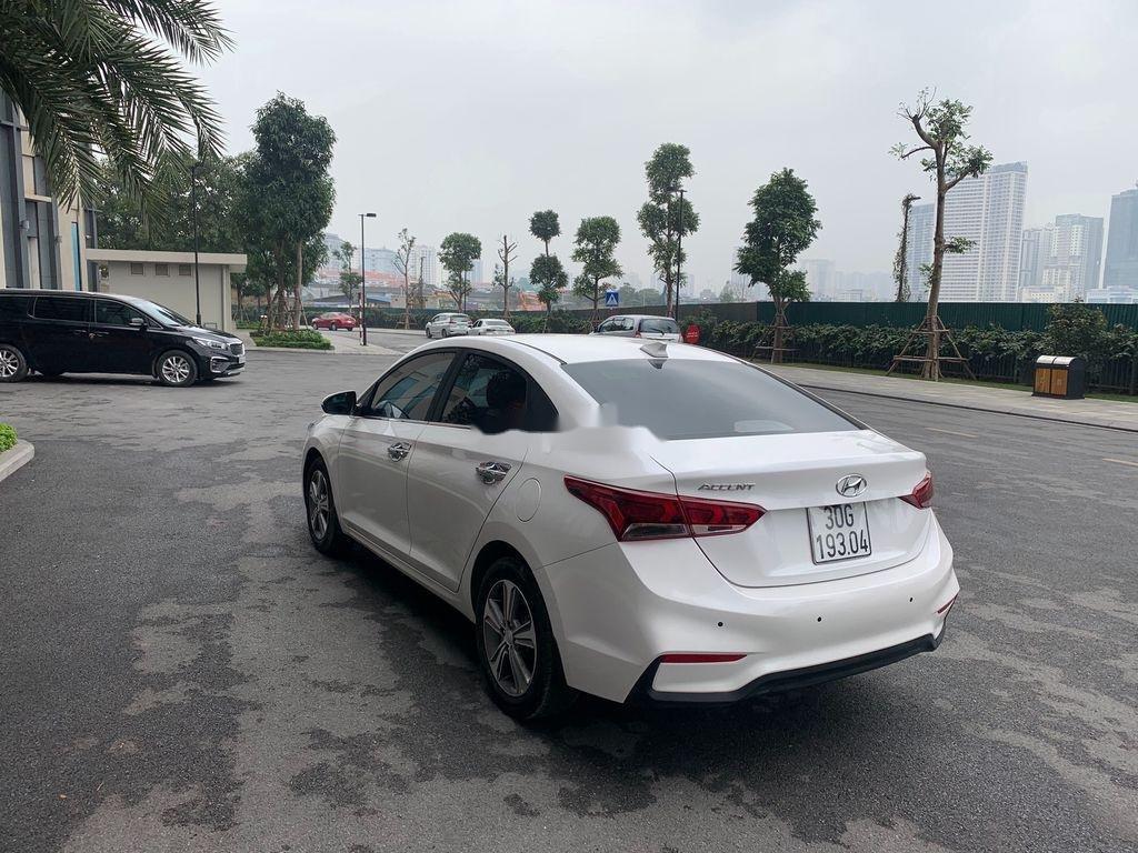 Bán Hyundai Accent ATH 2020, màu trắng, giá 555tr (4)