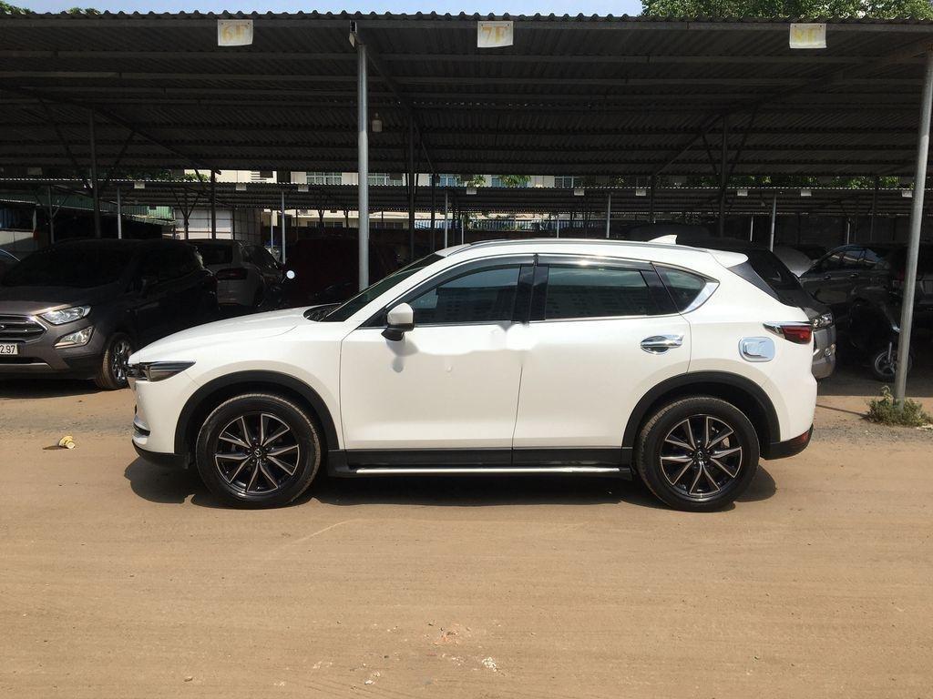 Cần bán xe Mazda CX 5 năm sản xuất 2018, màu trắng (3)