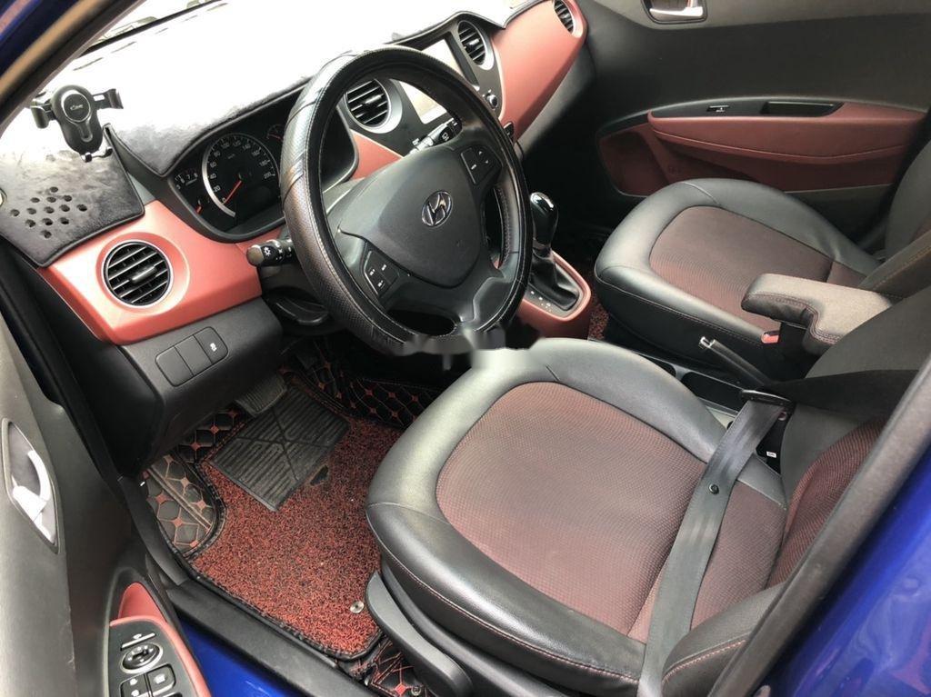 Xe Hyundai Grand i10 năm 2019, màu xanh lam (6)