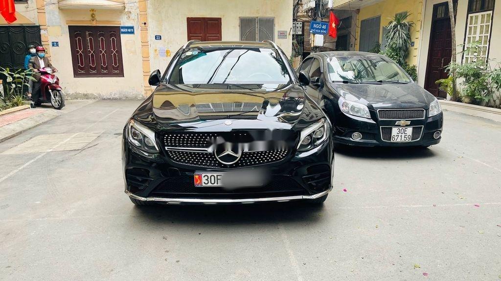 Bán Mercedes GLC-Class sản xuất 2017 còn mới (1)