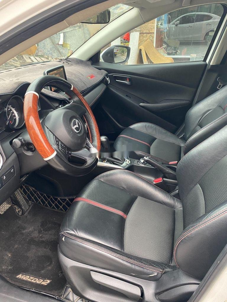 Bán Mazda 2 năm sản xuất 2015, xe nhập còn mới, 410tr (5)