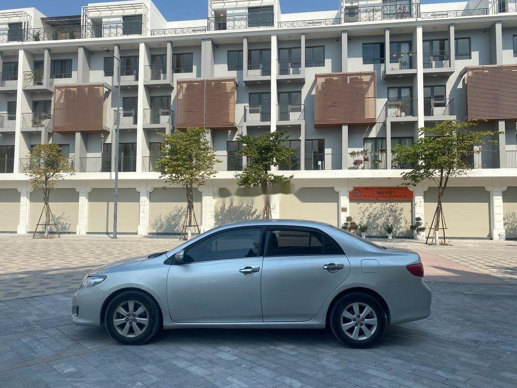 Bán Toyota Corolla Altis đời 2010, màu bạc, xe nhập  (7)