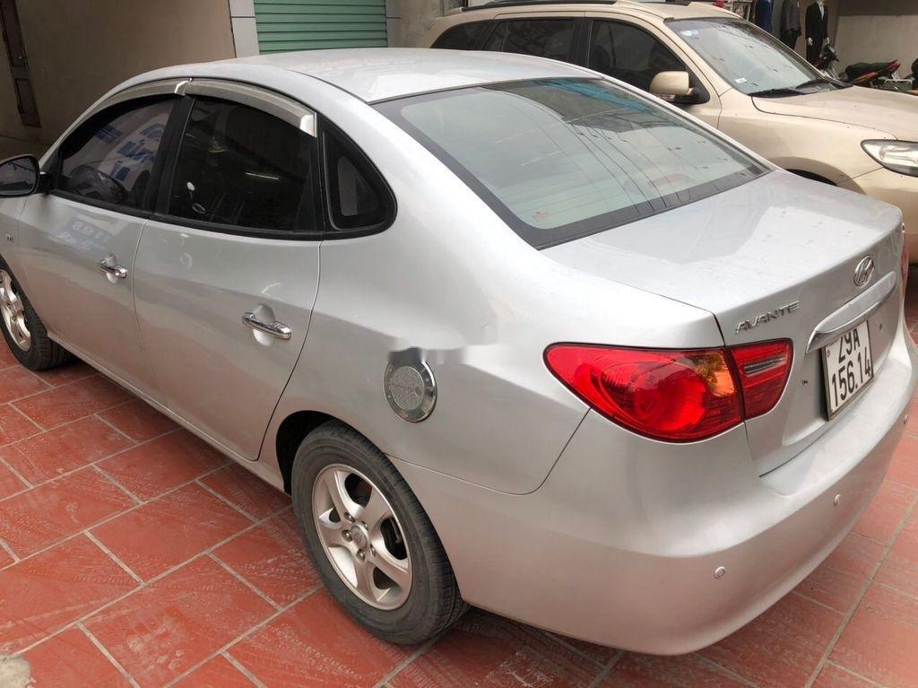 Bán Hyundai Elantra đời 2011, màu bạc, nhập khẩu  (3)