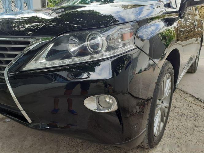 Bán Lexus RX 350 sản xuất 2013, màu đen, xe nhập còn mới (2)