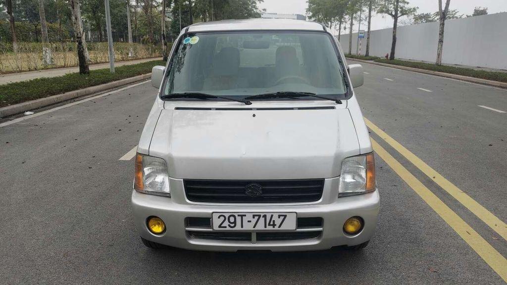 Bán Suzuki Wagon R+ sản xuất 2003 còn mới, 135 triệu (2)