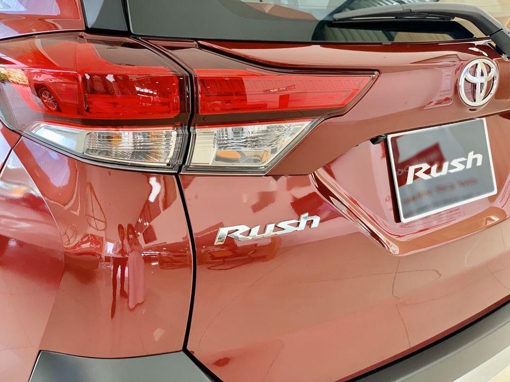 Bán Toyota Rush đời 2021, màu đỏ, nhập khẩu nguyên chiếc (4)