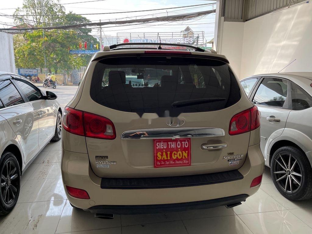 Cần bán Hyundai Santa Fe sản xuất năm 2009 còn mới, 425tr (11)