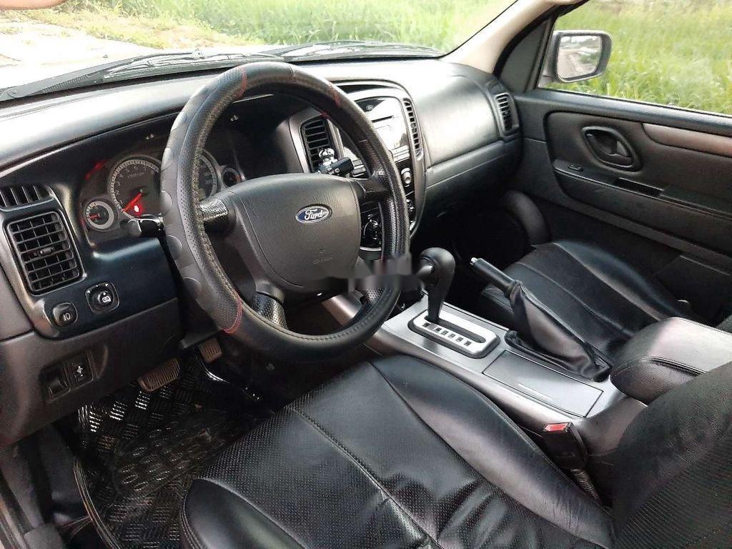 Cần bán lại xe Ford Escape năm 2009, màu xám, xe nhập (9)