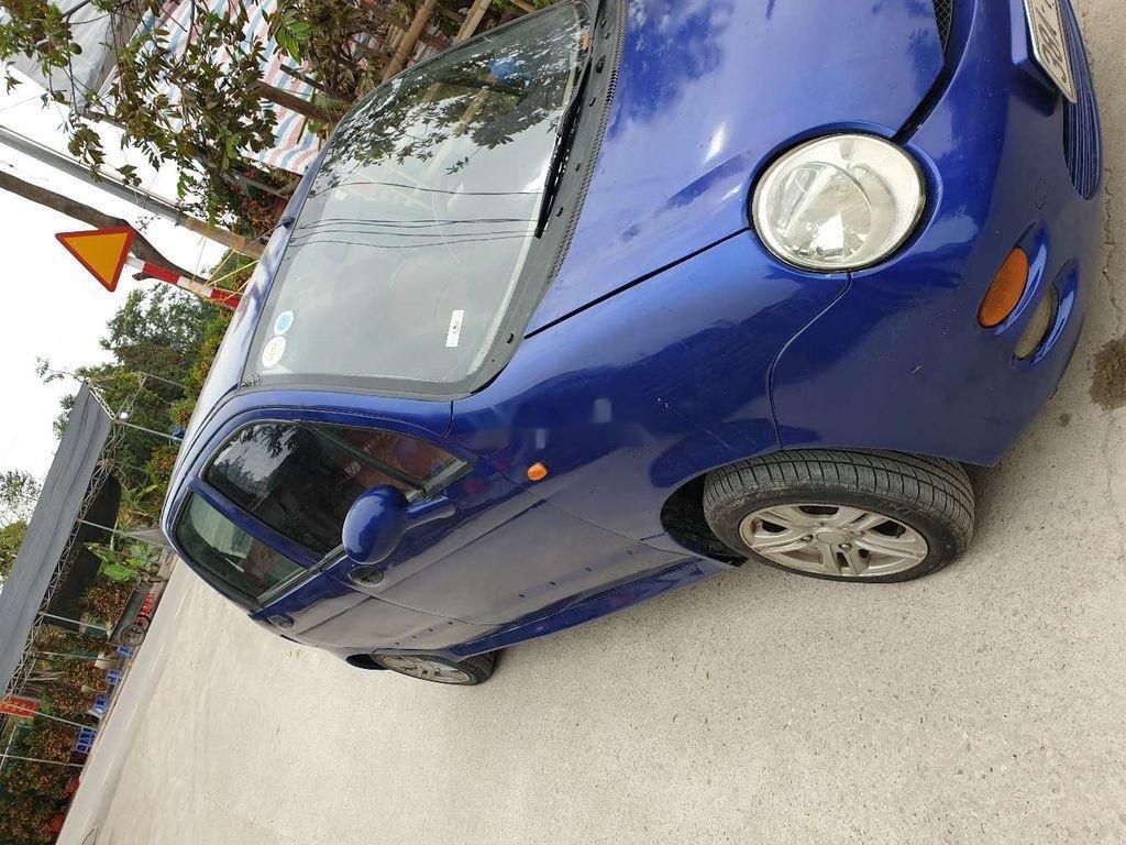 Bán xe Chery QQ3 2009, màu xanh lam  (4)
