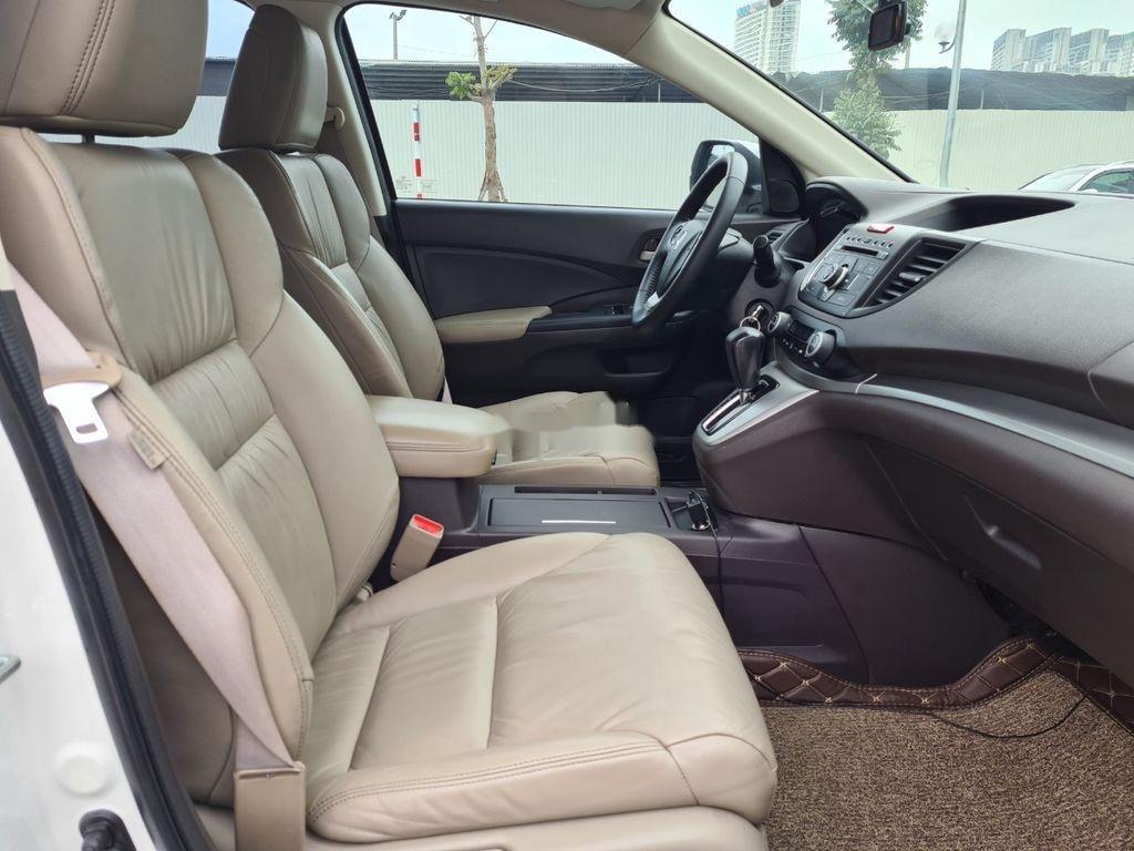 Bán xe Honda CR V đời 2014, màu trắng (7)
