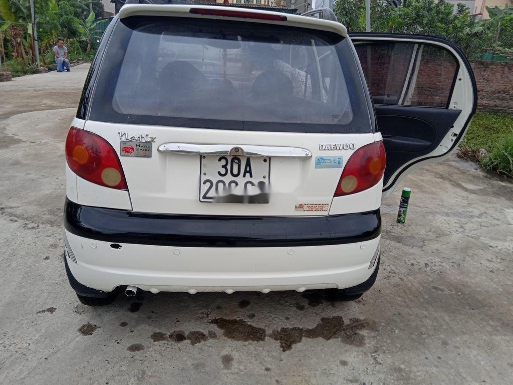 Bán Daewoo Matiz sản xuất năm 2003, màu trắng còn mới, giá tốt (3)