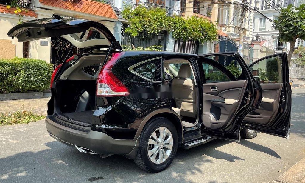 Bán xe Honda CR V sản xuất năm 2014, màu đen  (6)