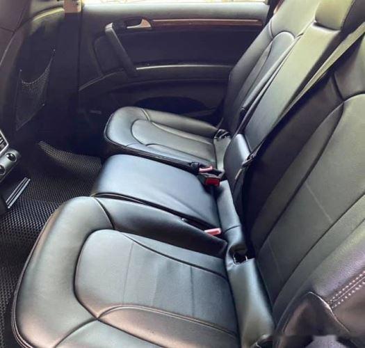 Bán ô tô Audi Q7 2008, màu xám, xe nhập còn mới (7)