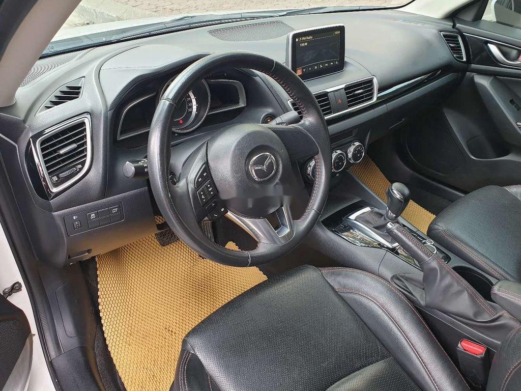 Bán Mazda 3 sản xuất năm 2015, màu trắng, số tự động (7)