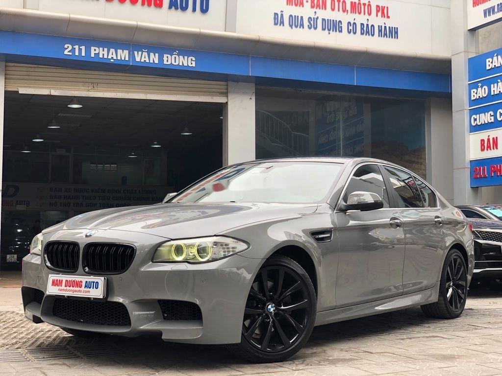 Cần bán BMW 5 Series 528i đời 2013, màu xám, nhập khẩu  (1)