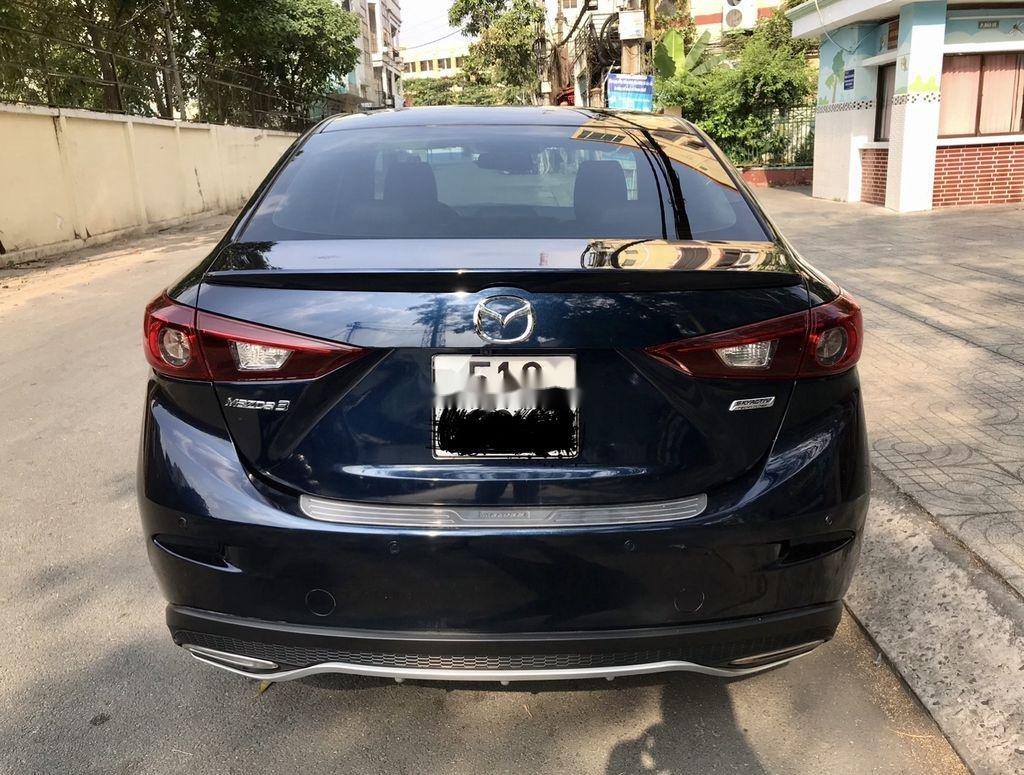 Bán Mazda 3 sản xuất 2019, màu xanh lam chính chủ, giá tốt (5)