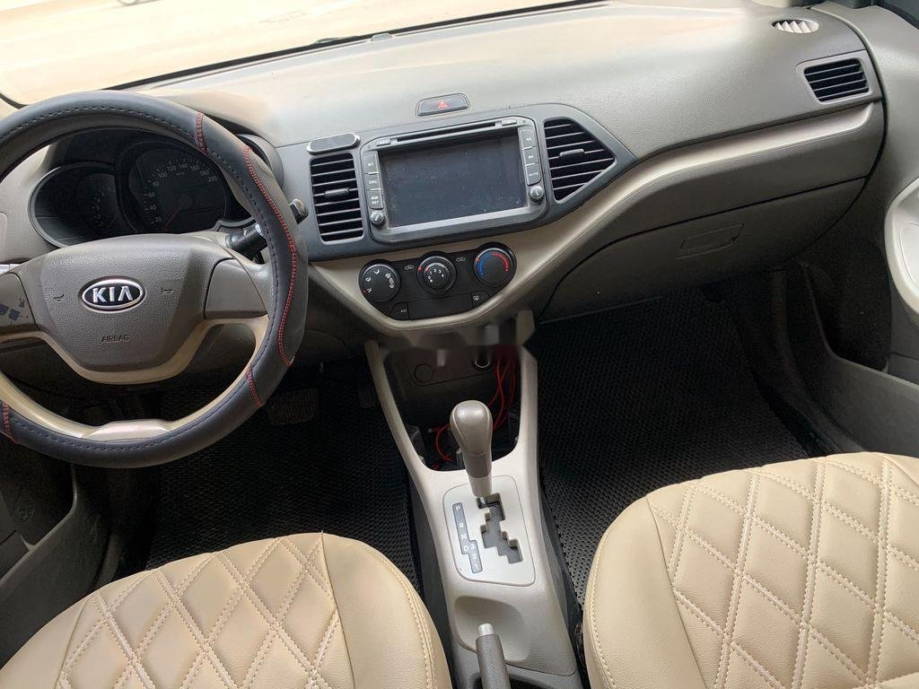 Cần bán Kia Morning đời 2012, màu bạc, nhập khẩu nguyên chiếc (3)