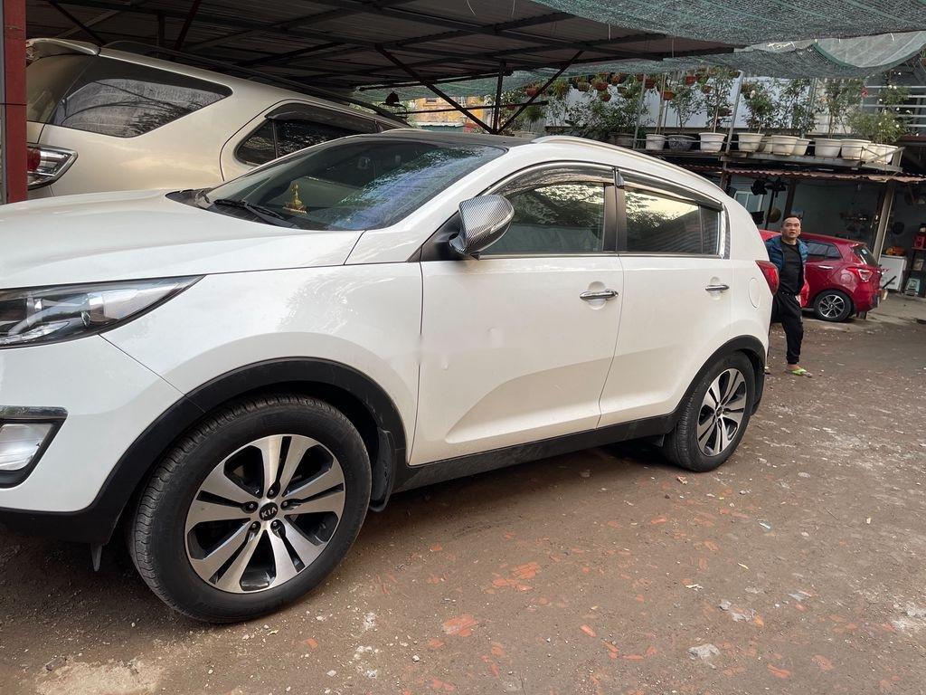 Bán ô tô Kia Sportage năm 2012, xe nhập còn mới (1)