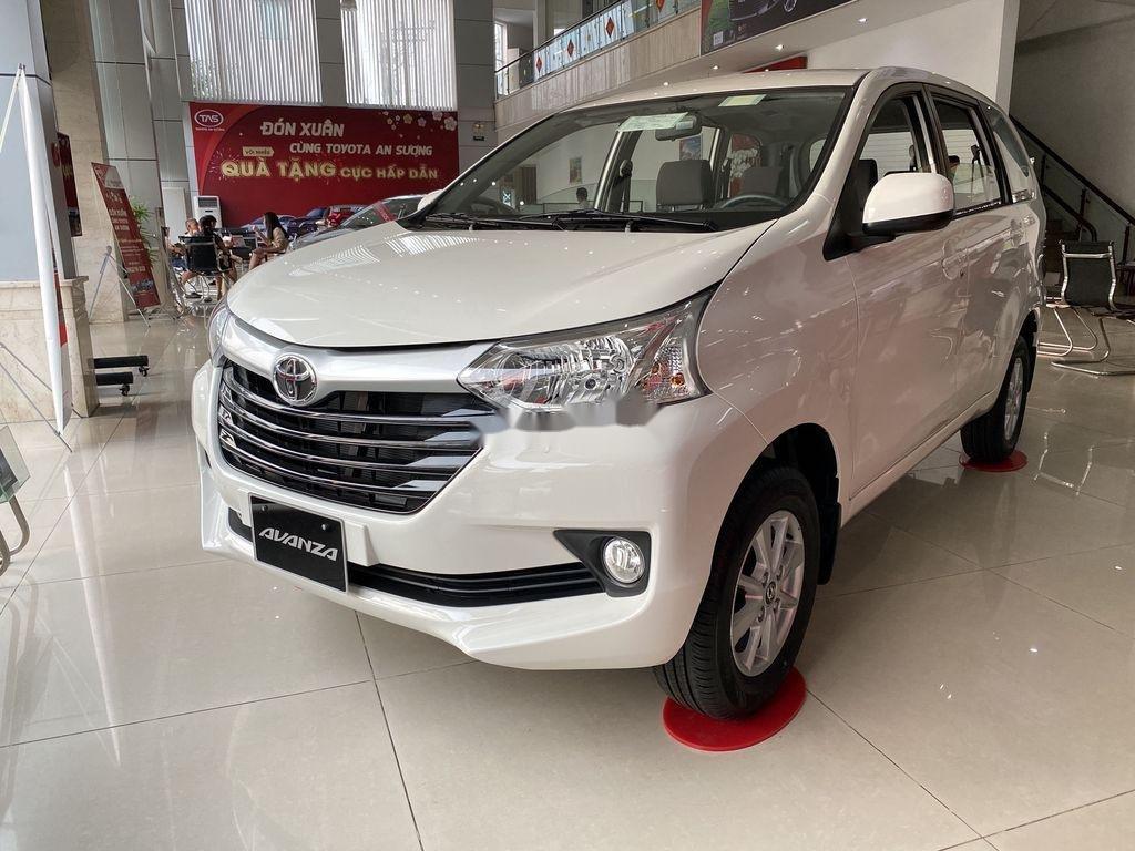 Bán ô tô Toyota Avanza năm 2020, màu trắng, nhập khẩu nguyên chiếc (8)
