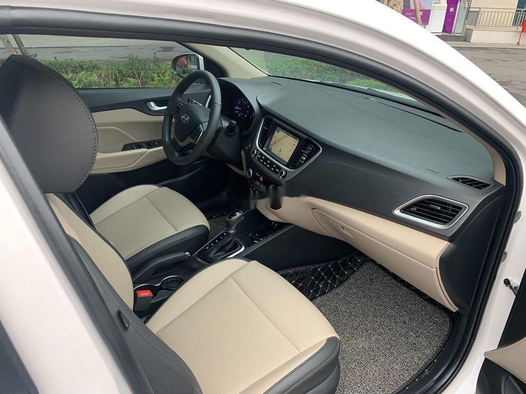 Bán Hyundai Accent ATH 2020, màu trắng, giá 555tr (6)
