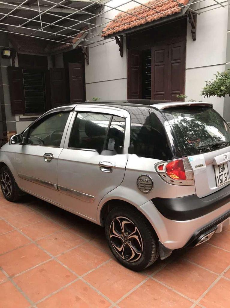 Bán ô tô Hyundai Getz 2010, màu bạc, xe nhập, 175tr (5)