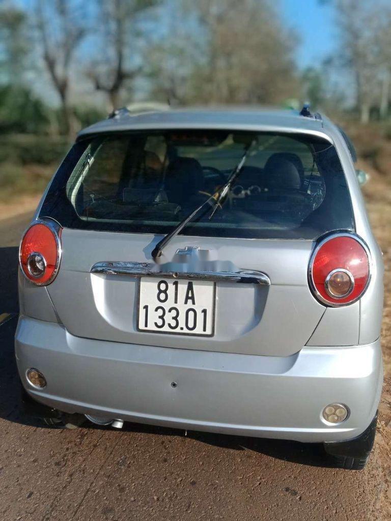 Xe Chevrolet Spark năm sản xuất 2009, xe nhập còn mới (2)