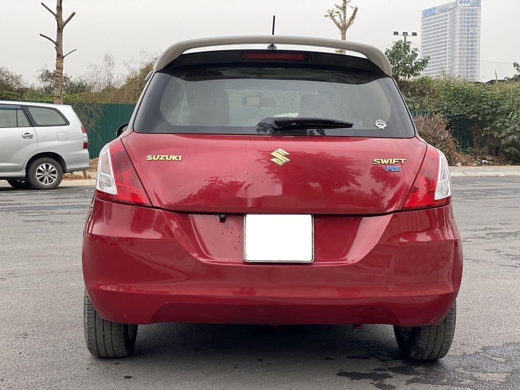 Bán Suzuki Swift 1.4 AT 2017, màu đỏ  (6)