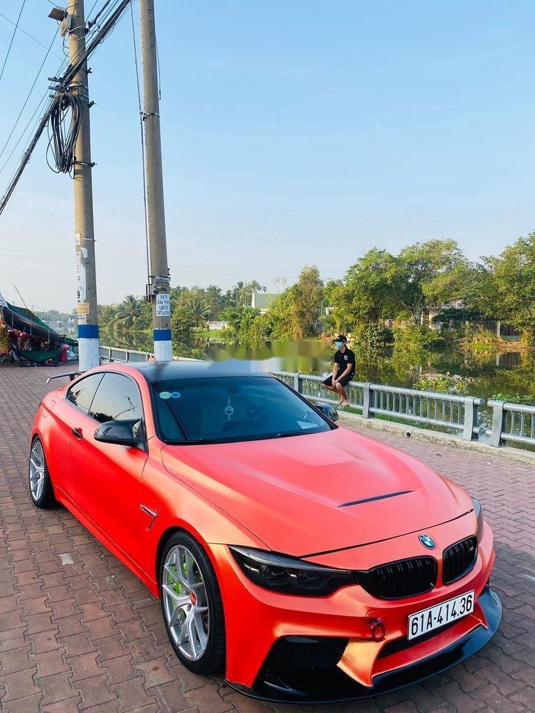 Cần bán BMW 4 Series 428i 2014, màu đỏ, nhập khẩu  (6)