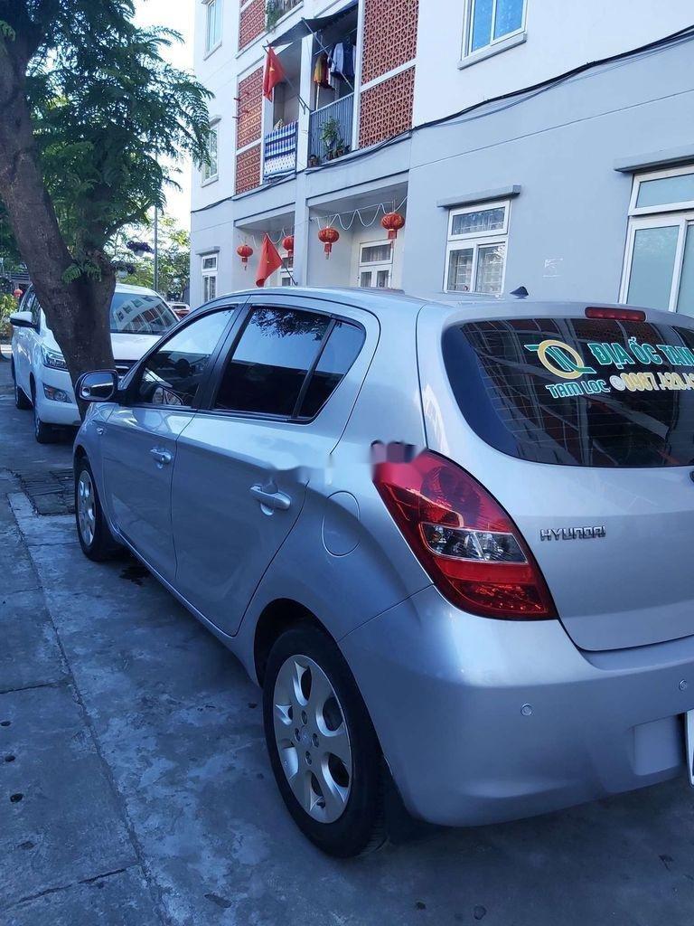 Bán ô tô Hyundai i20 năm 2011, màu bạc, nhập khẩu, 295tr (5)