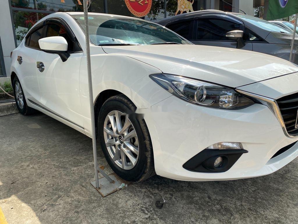 Bán ô tô Mazda 3 2016, màu trắng, 538tr (1)