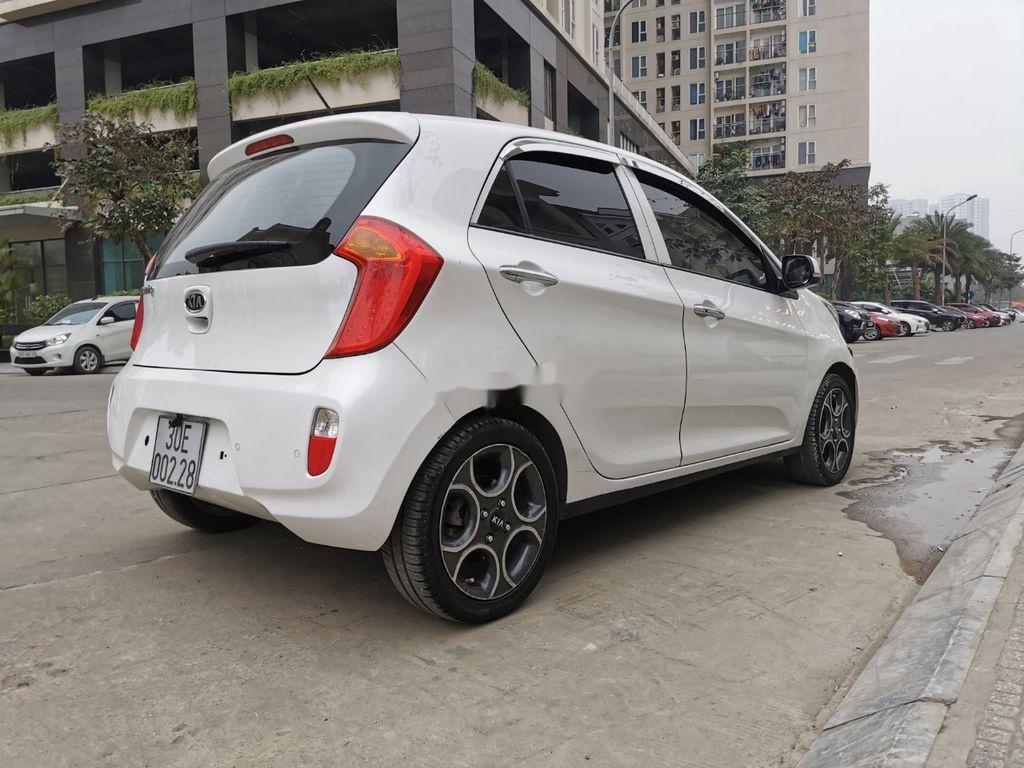 Cần bán xe Kia Morning đời 2011, màu trắng, xe nhập  (5)