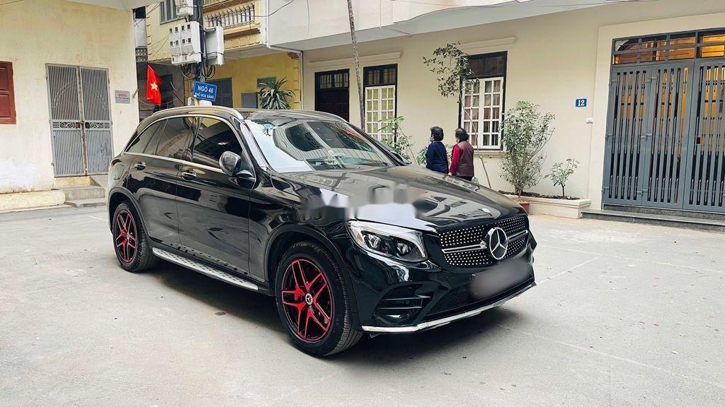 Bán Mercedes GLC-Class sản xuất 2017 còn mới (3)