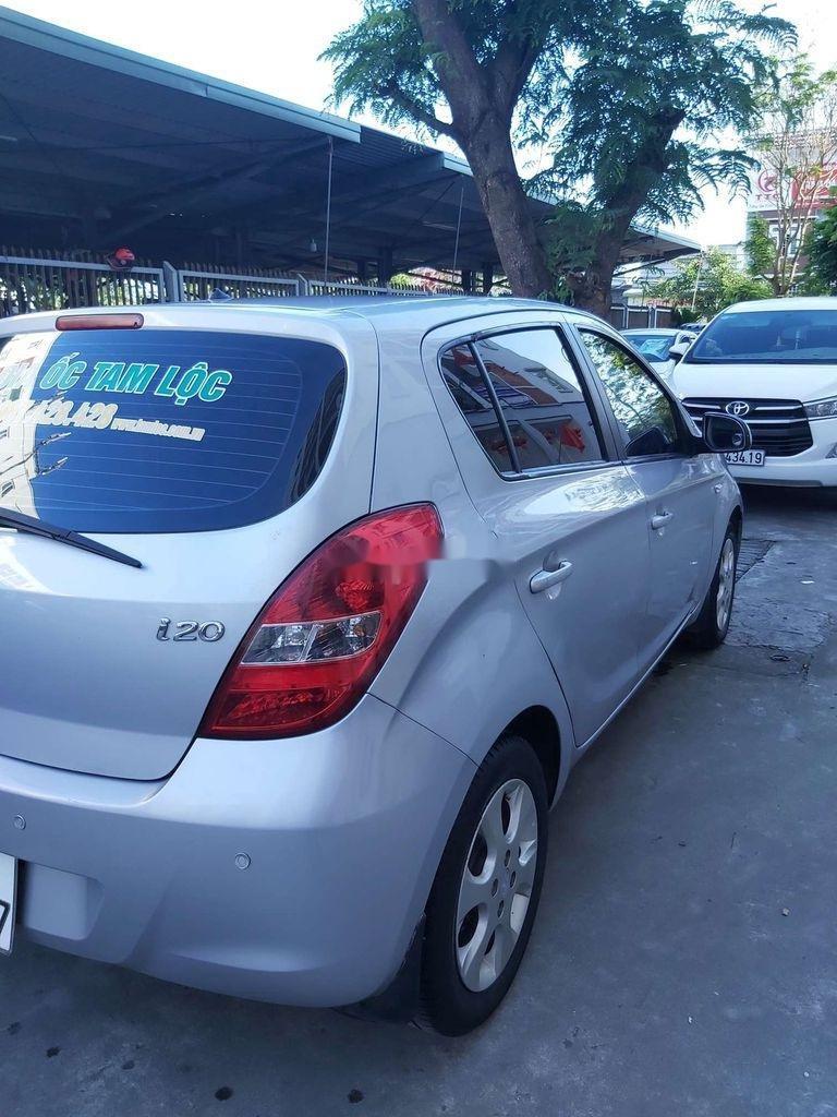 Bán ô tô Hyundai i20 năm 2011, màu bạc, nhập khẩu, 295tr (4)