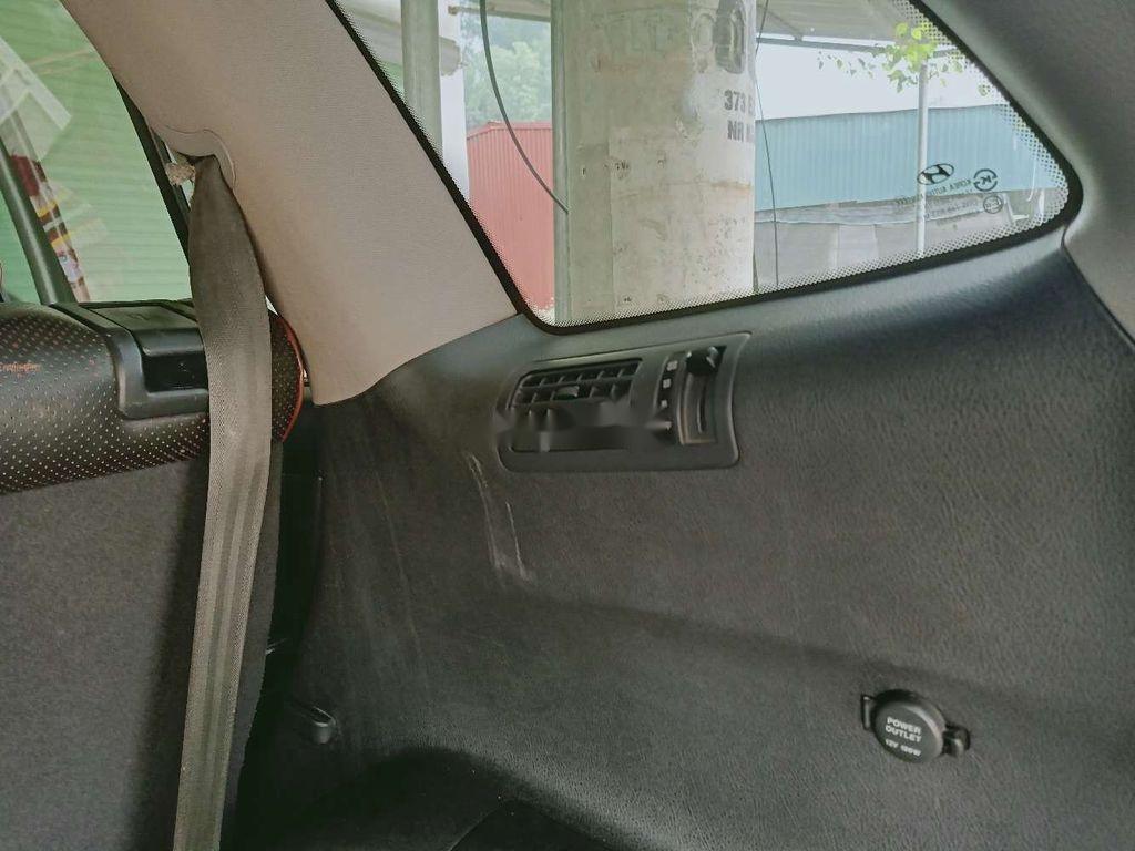 Bán Hyundai Santa Fe đời 2009, màu bạc, nhập khẩu  (6)