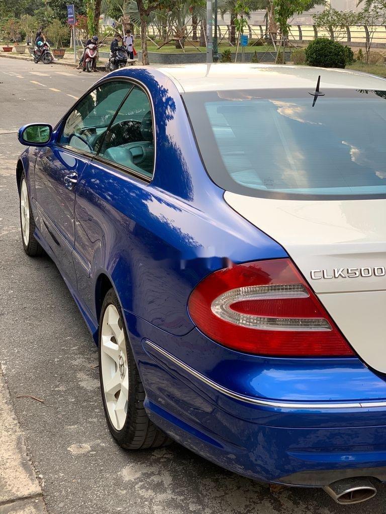 Cần bán Mercedes CLK class năm 2004, hai màu, nhập khẩu nguyên chiếc còn mới (3)