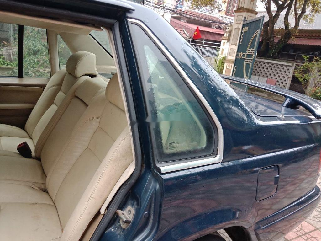 Bán xe Volvo 940 đời 1992, màu xanh lam, xe nhập (9)