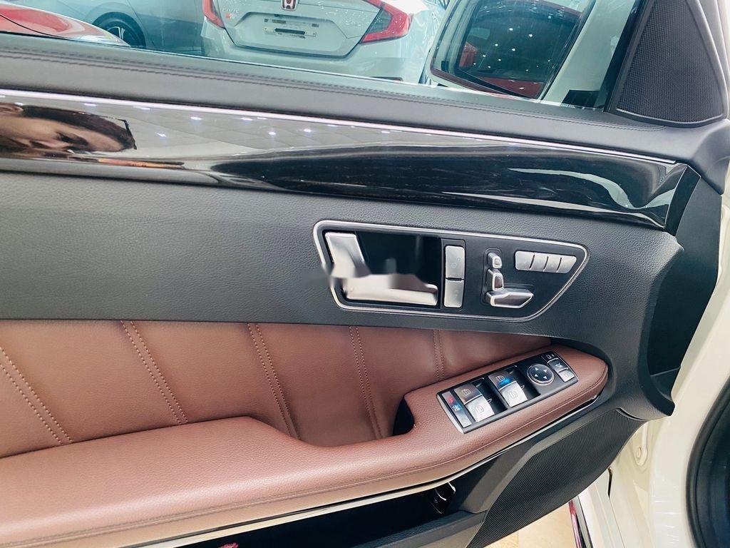 Cần bán Mercedes E250 đời 2014, màu trắng, xe nhập  (10)