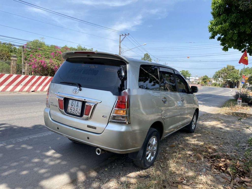 Bán Toyota Innova năm sản xuất 2008, màu bạc  (5)