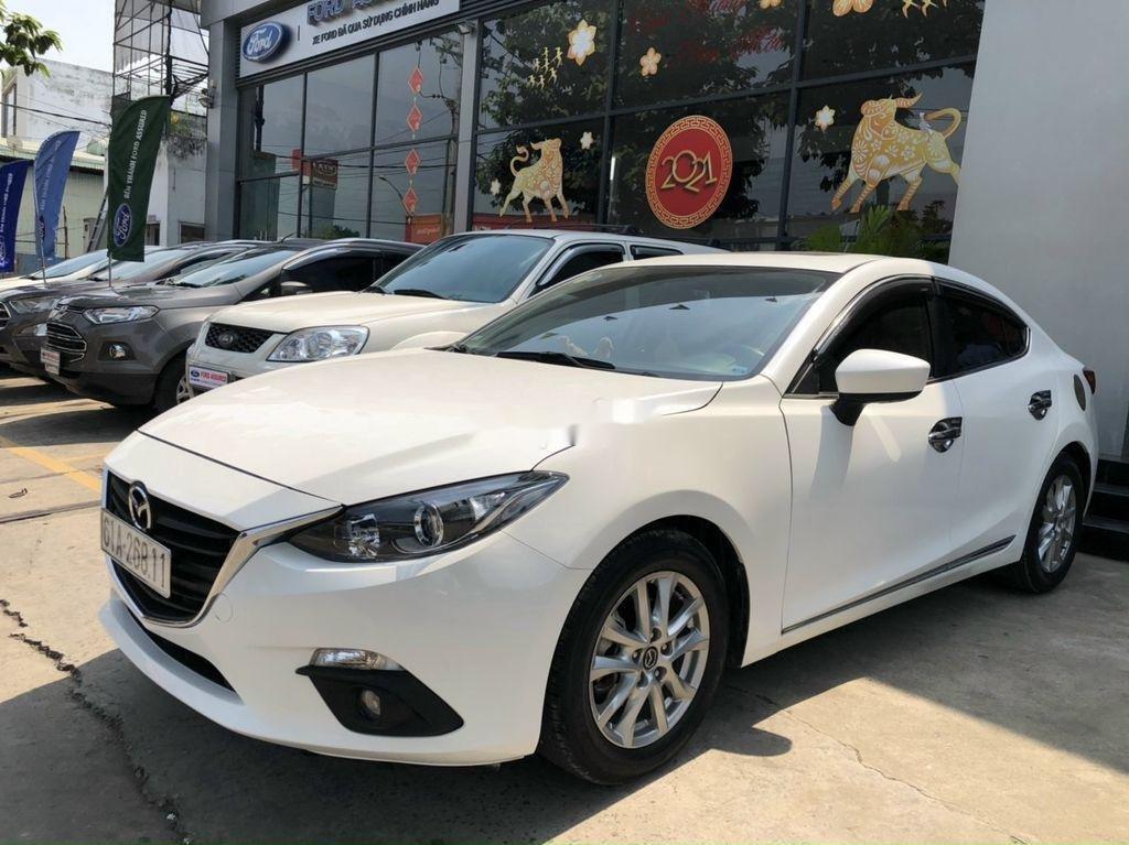 Bán xe Mazda 3 năm 2016 còn mới giá cạnh tranh (1)