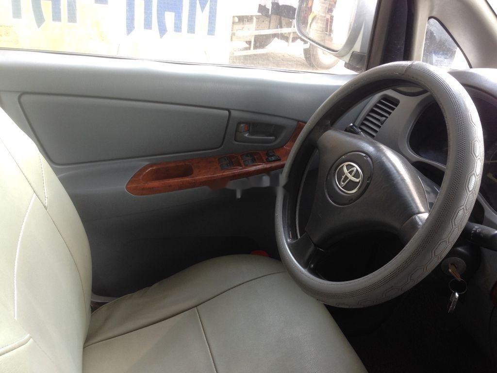 Bán Toyota Innova đời 2007, màu bạc, nhập khẩu  (7)