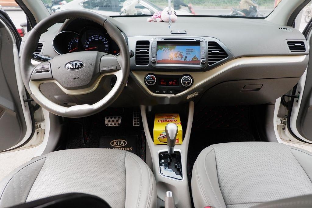 Cần bán xe Kia Morning Si AT đời 2018, màu trắng  (9)
