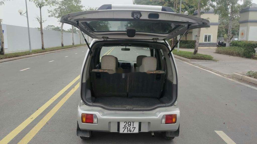 Bán Suzuki Wagon R+ sản xuất 2003 còn mới, 135 triệu (9)