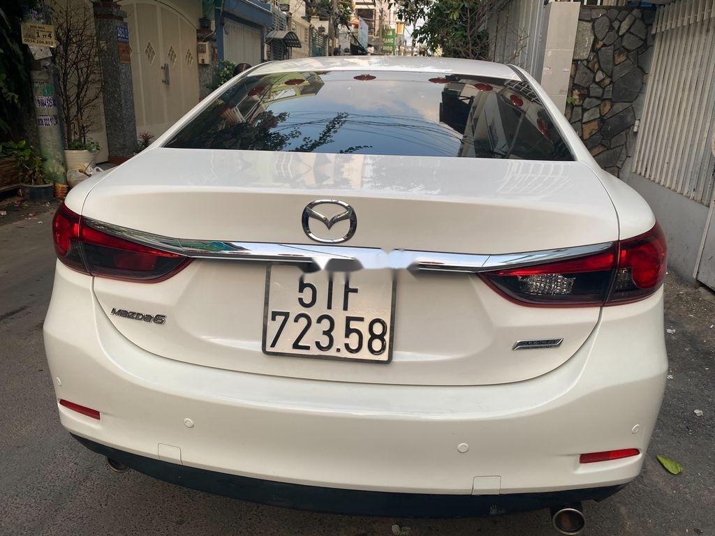 Bán Mazda 6 sản xuất 2016, màu trắng, xe tư nhân (2)