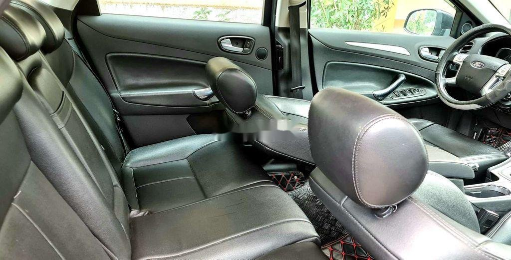 Cần bán lại xe Ford Mondeo 2009, màu đen còn mới (6)