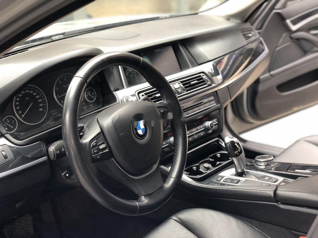 Cần bán BMW 5 Series 528i đời 2013, màu xám, nhập khẩu  (5)