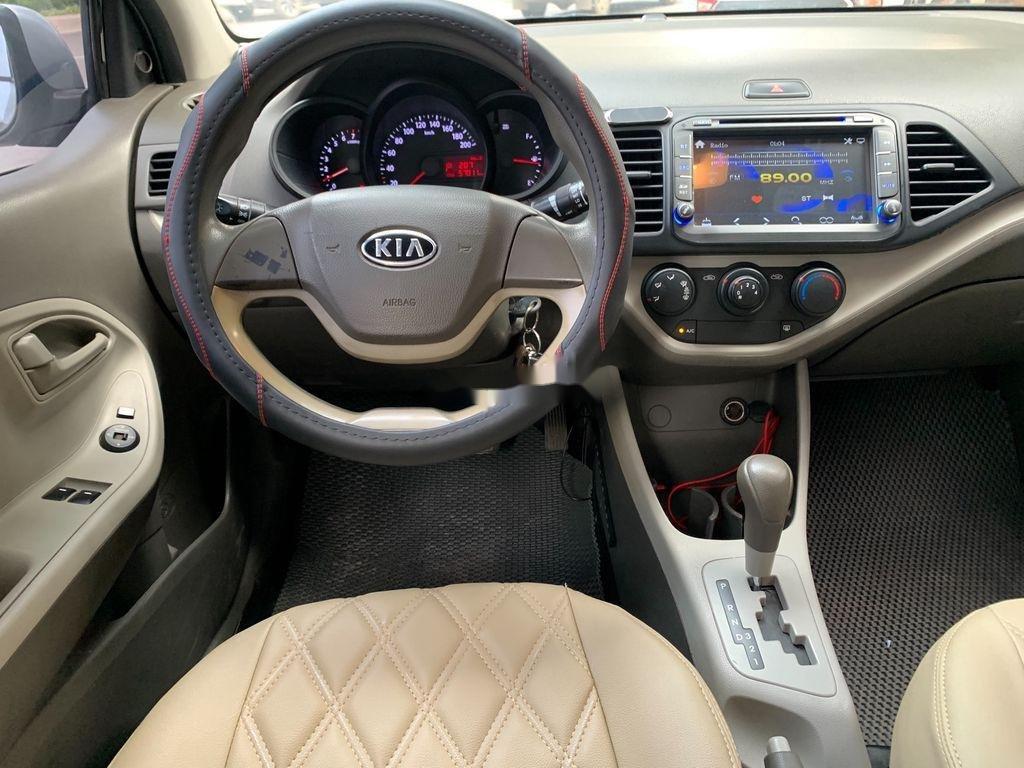 Cần bán Kia Morning đời 2012, màu bạc, nhập khẩu nguyên chiếc (4)